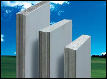 Prefabricated Composite Sandwich Panel Composite